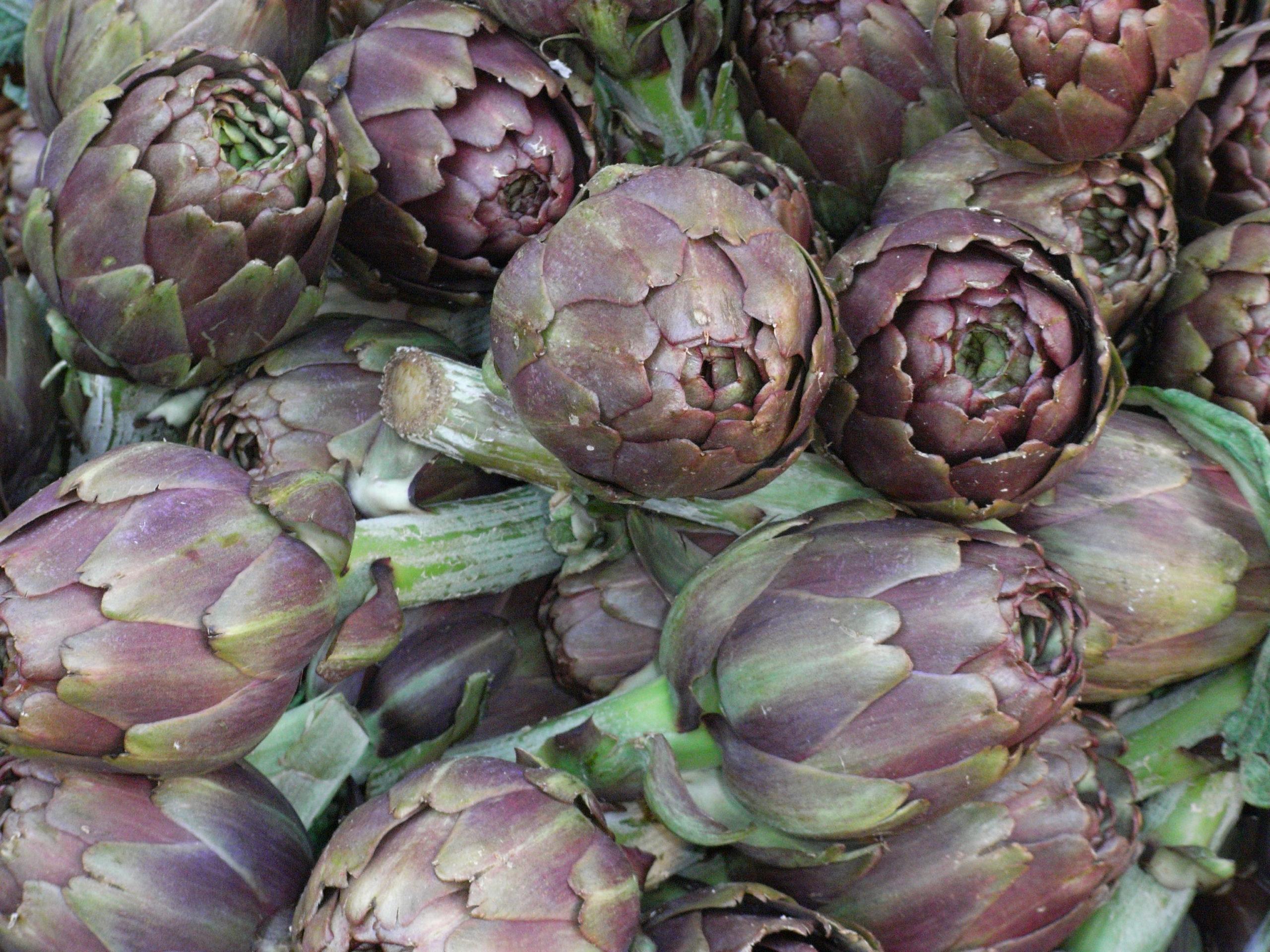 Artischocken_Detox_Gemüse