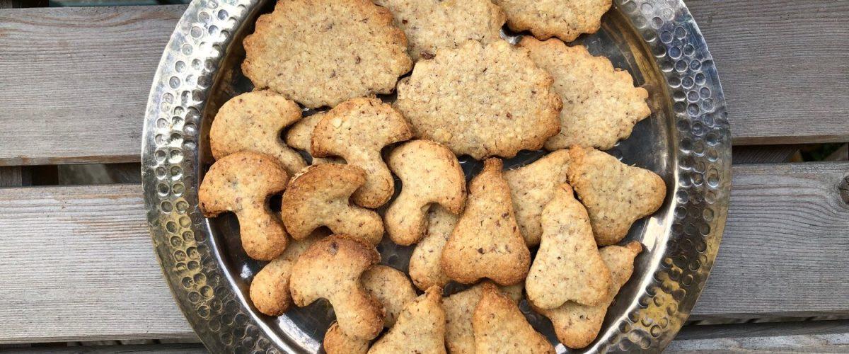 Energie-Kekse (nach Hildegard von Bingen)
