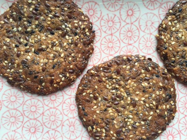Körndl-Cookies