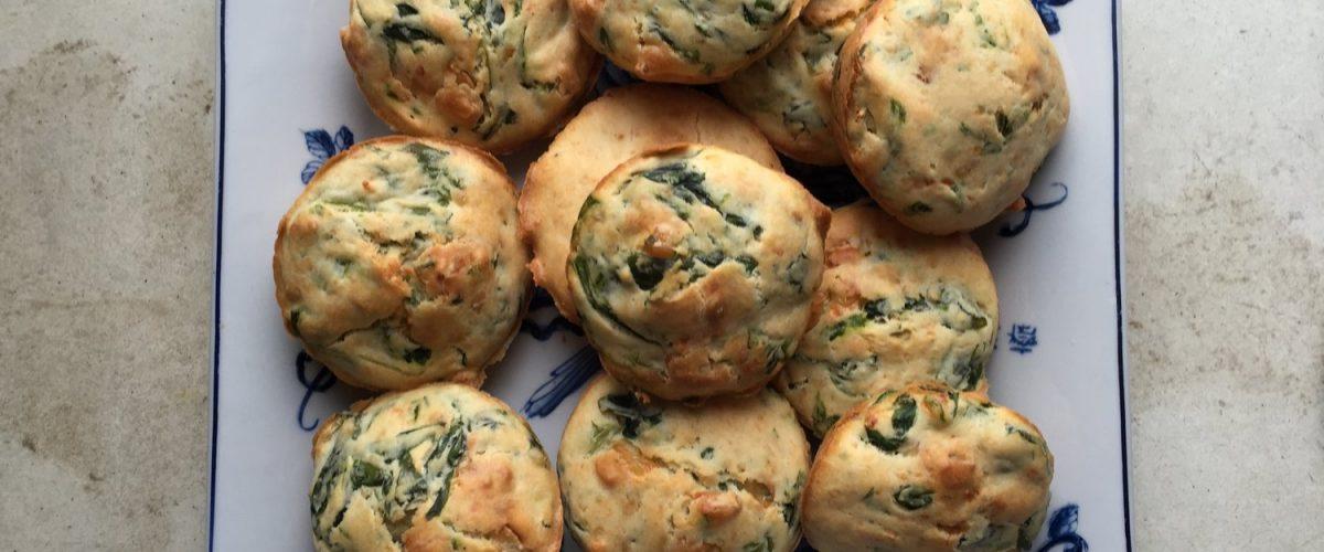 Mangold Muffins