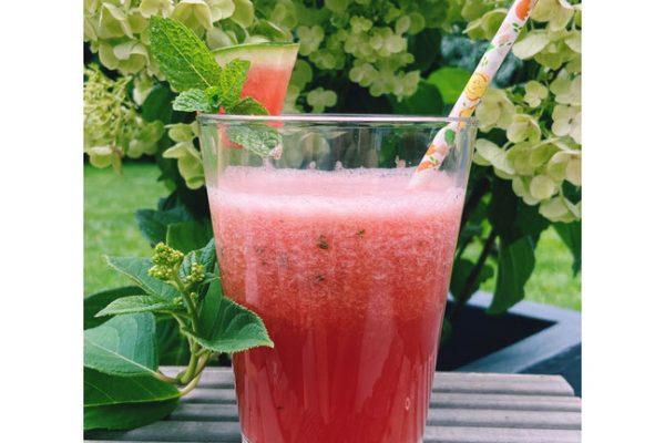 Ayurvedischer Wassermelonen-Drink
