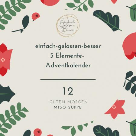 einfach-gelassen -besser Adventkalender