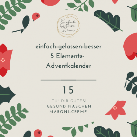 einfach-gelassen-besser Adventkalender